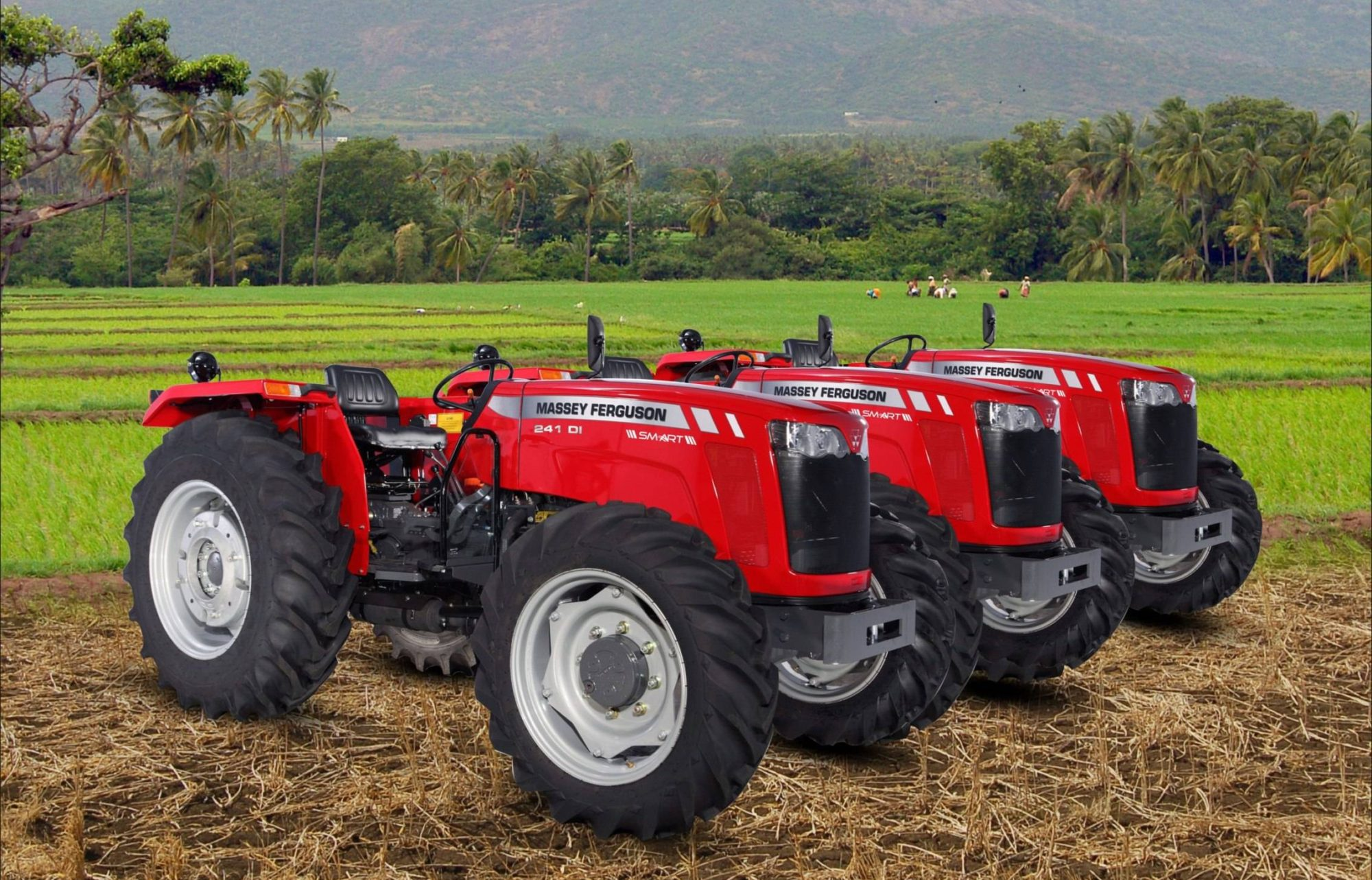 Massey Ferguson PDF Manual